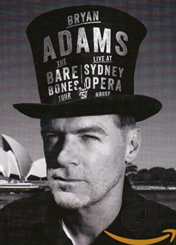 DVD : Bryan Adams - Live At Sydney Opera House (Asia - Import, NTSC Format, 2PC)
