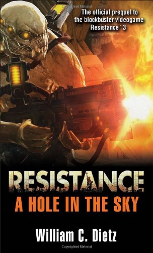 book cover of A Hole in the Sky