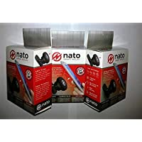 Nato Smart Mount - (3 PACK SET) For-Smartphones, Tablets, Devices <2Ibs
