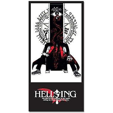 Towel - Hellsing - New Alucard Throne Bath Beach Toy Anime Licensed ge58572