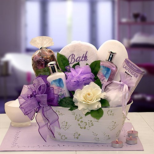 b250ccedaaf Elegant Lavender Spa for Her -Women s Birthday