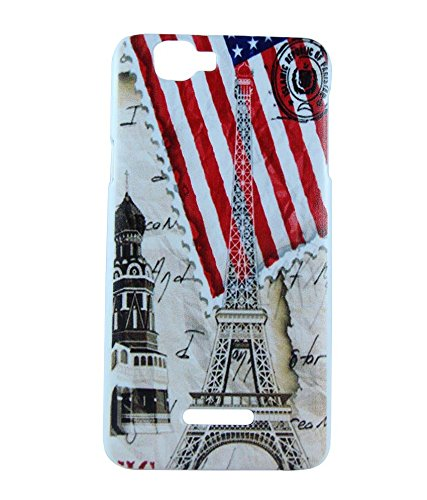 wholesale dealer 8cd65 6f6d1 Exclusive Hard Back Case Cover For Micromax A120 Canvas 2 Colors ...