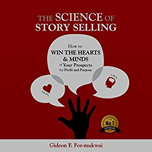 The Science of Story Selling Audiobook