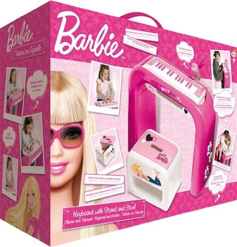 IMC 783 706 Juguetes - Barbie Teclado con taburete
