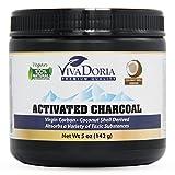 Viva Doria Virgin Activated Charcoal
