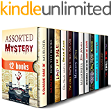 Assorted Mystery Box Set (12 in 1): Collection of the Most Thrilling Murder, Detective, Cozy Mystery and Vampire Suspense Stories to Make You Shiver (Detective Mystery Crime Cozy Series)