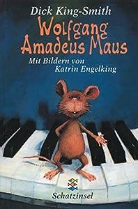 Hardcover Wolfgang Amadeus Maus. ( Ab 5 J.) [German] Book