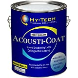 Acousti Coat - Sound Deadening Paint - 1 Gallon