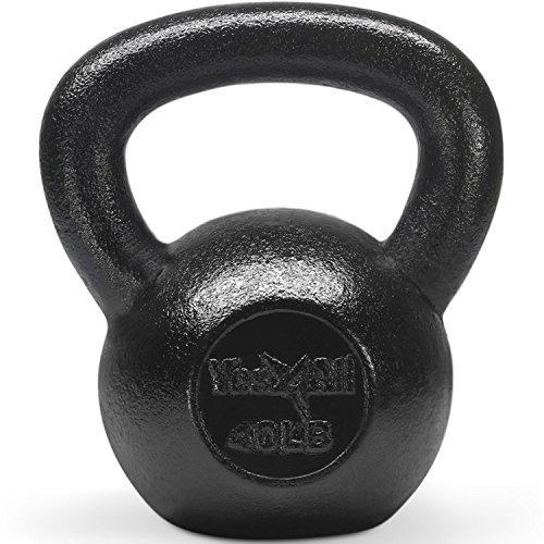 Yes4All Kettlebell Workout Strength Training