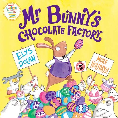 Image result for Mr. Bunny's Chocolate Factory