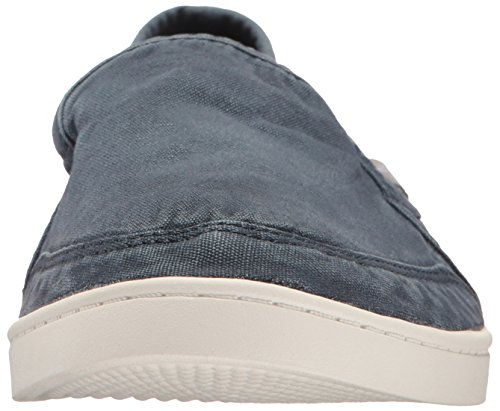 Sanuk Women's Pair O Dice Flat, Navy, 8 M US by Sanuk (Image #4)