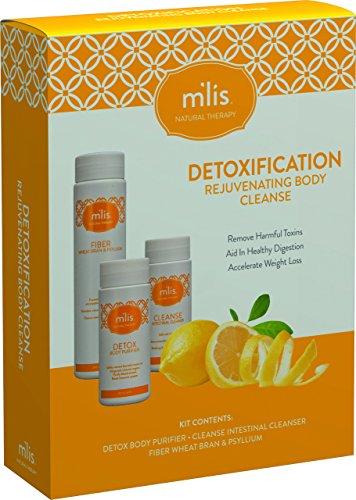 Kit Rejuvenating body cleanse (Rejuvenating Kit)