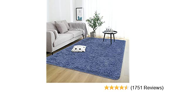 Amazon Com Rostyle Super Soft Fluffy Nursery Rug For Kids Teens Room Comfy Cute Floor Carpets Kids Playing Mat For Bedroom Living Room Home Decorate Area Rugs 4 Ft X 6 Ft Light