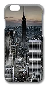 ACESR Hipster iPhone 6 Cases, Nyc PC Hard Case Cover for Apple iPhone 6 (4.7 INCH) - 3D Design iPhone 6 Case