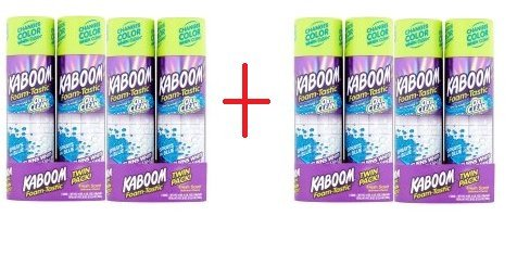 super savers available in different sets-Kaboom Foam-Tast...