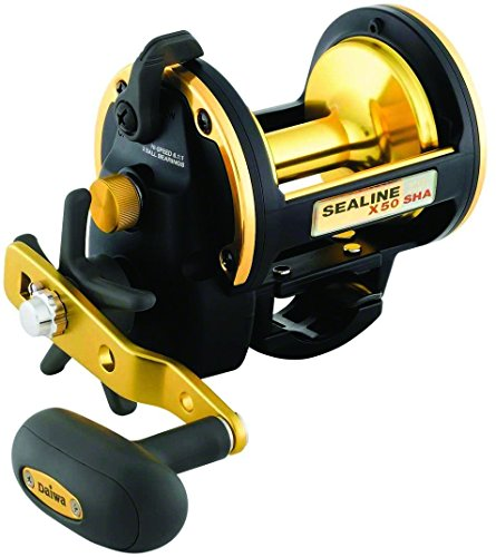 Daiwa Sealine-X SHA Conventional Saltwater Reel SL-X30SHA 6.1:1 High Speed
