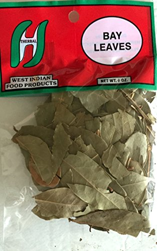 Therbal West Indian Food Products Bay leaves .5oz 3 PACK by Therbal