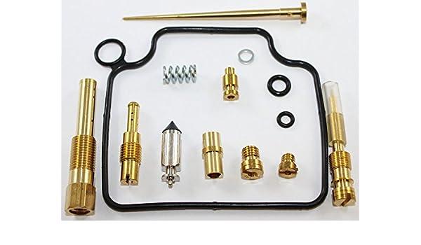 Carburetor Repair Kit Carb Kit for 2003-2005 Honda Rincon 650 TRX650