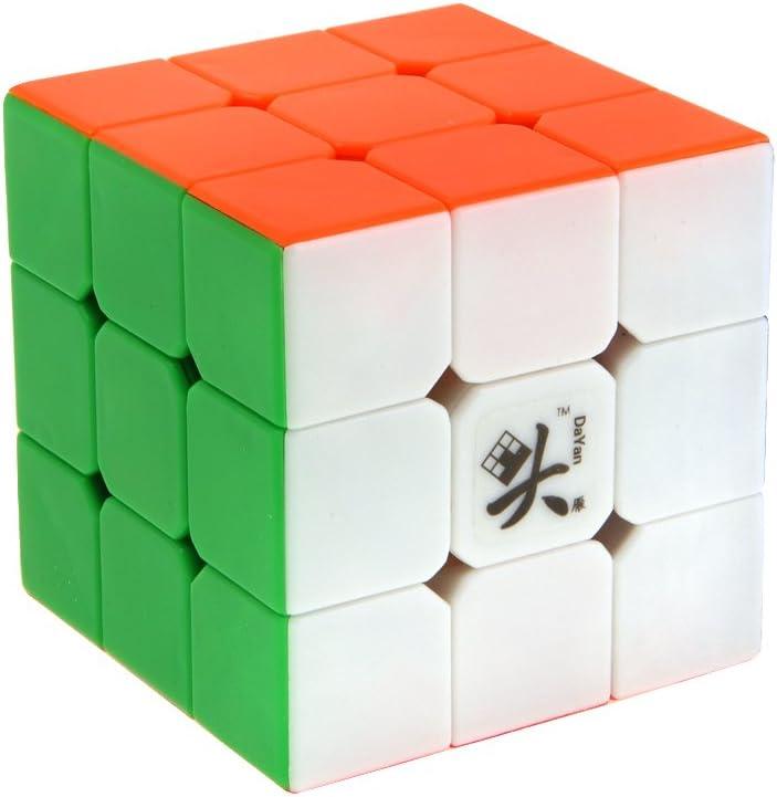 Dayan 3x3x3 55mm Cubo Mágico: Amazon.es: Juguetes y juegos