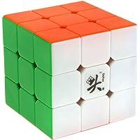 Speedcube Dayan II (Guhong) 6 couleurs sans autocollants