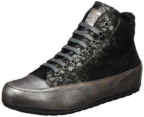 Candice Cooper Montreal, Sneaker a Collo Alto Donna Braun (Tmoro)