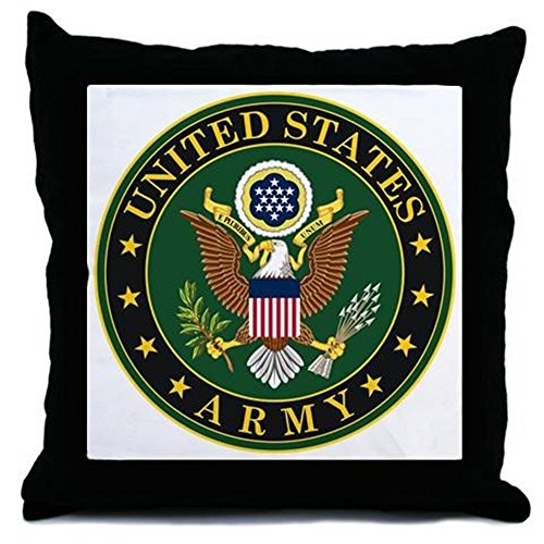 Army Throw Pillow - CafePress - U.S. Army Symbol - Decor Throw Pillow (18