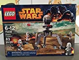 (Ship from USA) Lego Star Wars 75036 Utapau Troopers Nisb With Minifgures /ITEM#H3NG UE-EW23D136604