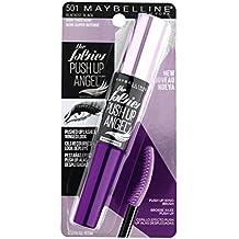 Maybelline The Falsies Push Up Angel Washable Mascara, Blackest Black, 0.33 fl. oz.