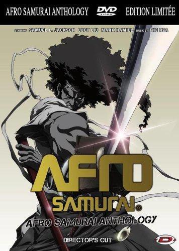 Afro samurai Anthology (Afro samurai & Afro samurai resurrection)