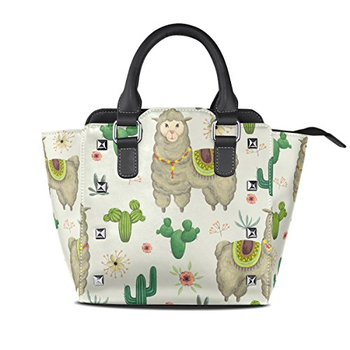 Sunlome Tote Shoulder Bags For Women Multicolor