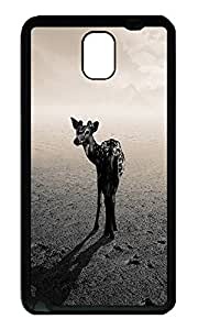Note 3 Case, Galaxy Note 3 Case, [Perfect Fit] Soft TPU Crystal Clear [Scratch Resistant] Lost Back Case Cover for Samsung Galaxy Note 3 N9000 Cases