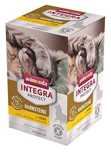 animonda Integra Protect Harnsteine, Diät Katzenfutter, Trockenfutter und Nassfutter zur Vorbeugung eines Harnweginfekts