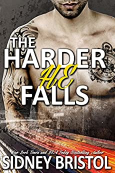 The Harder He Falls (So Inked Book 2) by [Bristol, Sidney]