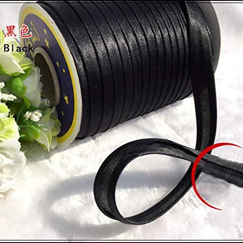 FidgetGear 90 Yards Bias Binding Tape Roll Polyester Satin Edge Sewing Trims DIY Craft Home ()