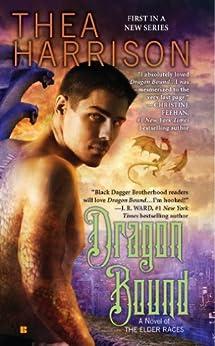 Dragon Bound (Elder Races Book 1) by [Harrison, Thea]