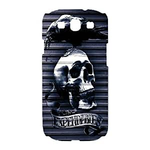 The Expendables For Samsung Galaxy S3 I9300 Cases Cover Cell Phone Case STX066620