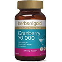 Herbs of Gold Cranberry 70 000, 50 count