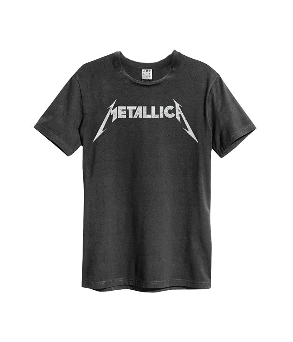 Amplified Shirt Metallica Logo