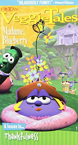 VeggieTales - Madame Blueberry [VHS]
