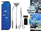 Tank Cleaner Aquascaping Water Aquarium Scissor