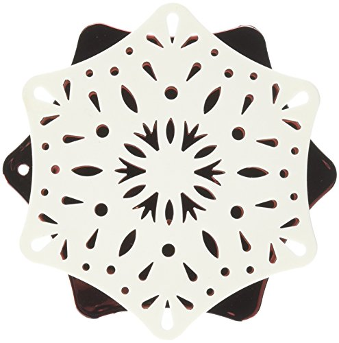 IKEA STRALA Set Of 3 Snowflake Decoration 803.073.98