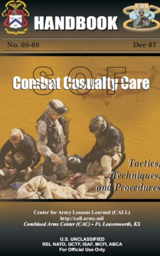 Special Operations Forces Combat Casualty Care by [Army, US]