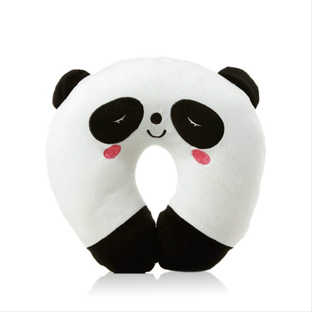 WZ YDTH Soft U-Shaped Plush Sleep Neck Protection Pillow Office Mat Travel Pillow by WZ YDTH