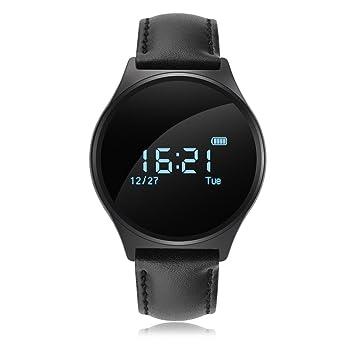 Btruely Herren Fitness Tracker Pulsera Inteligente Monitor ...