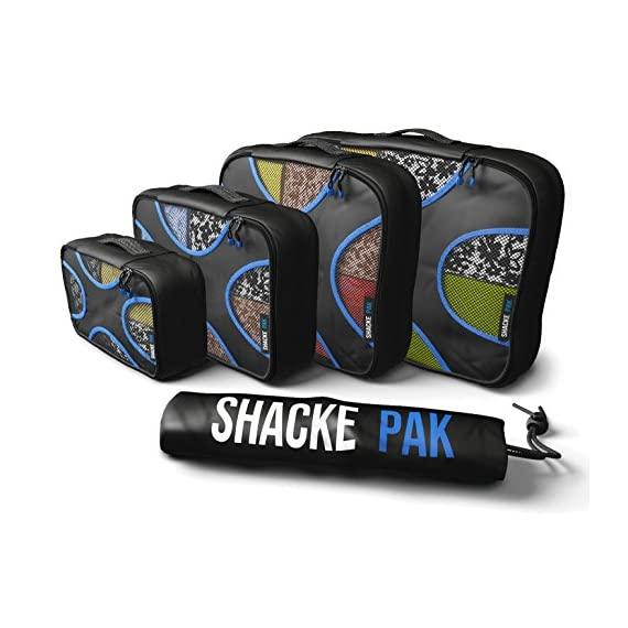 Shacke-Pak-4-Set-Packing-Cubes-Travel-Organizers-with-Laundry-Bag
