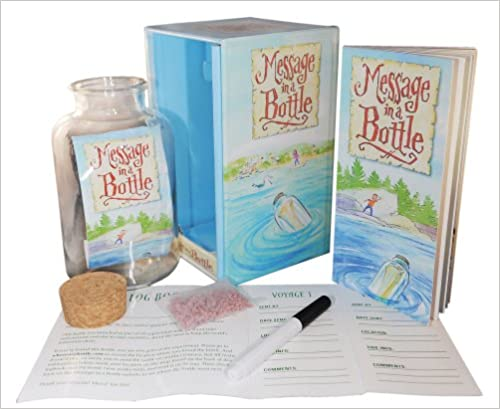 Book Message in a Bottle