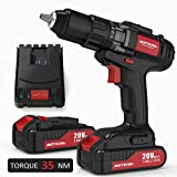 Best Cordless Drills - Drill Driver, Meterk 20V Cordless Electric Drill Driver Review