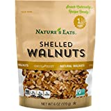 Nature's Eats Walnuts, 6 Ounce