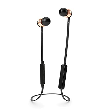5960f4efd53057 Amazon.com: Sudio 【 VASA BLÅ Rose Gold Earphone Wireless Bluetooth Built-in  Microphone Clear Sound Black: Wall Art