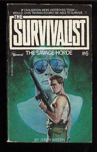 jerry ahern survivalist series